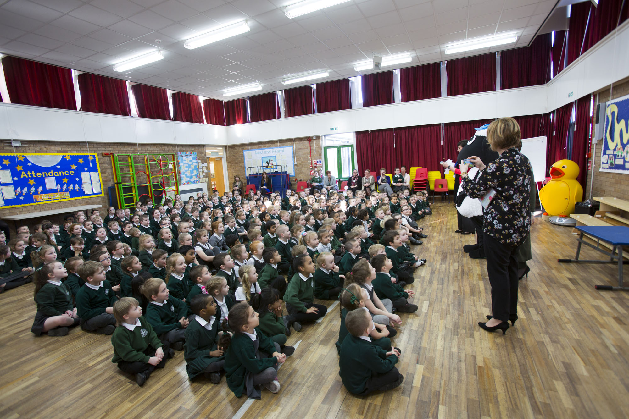 Image of St Oswald's Primary
