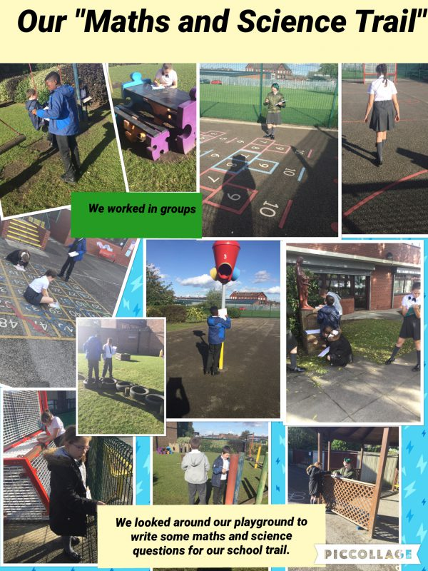 MATHS TRAIL