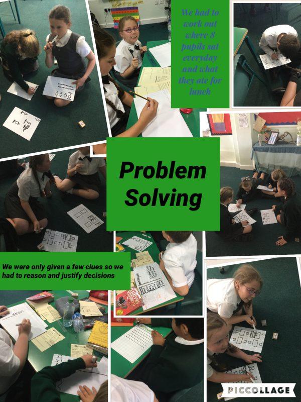 PROBLEM SOLVING Y6
